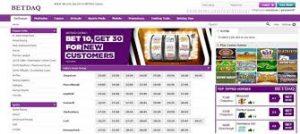 betdaq website