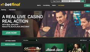betfinal website