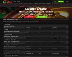 livebet website
