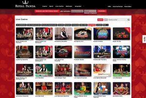 royalpanda website